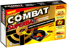 COMBAT SuperBait 6 дисков