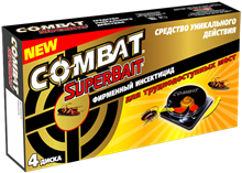COMBAT SuperBait 4 диска